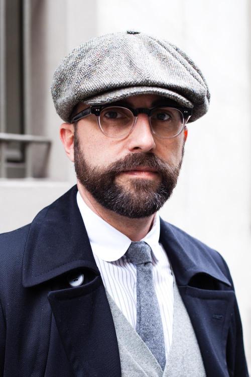 The Perfect Gentleman Via Bigli Milan-1
