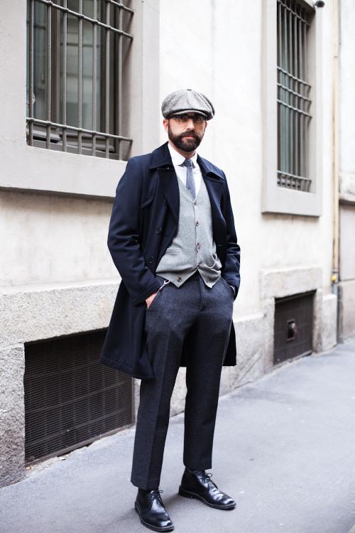 The Perfect Gentleman Via Bigli Milan