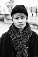 Yuta, Shop Owner // Paris