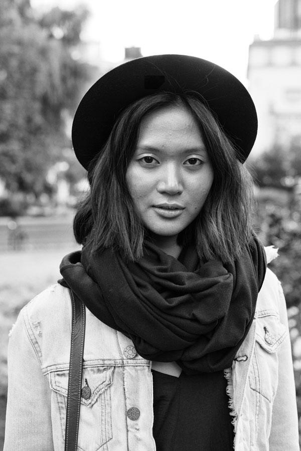 Miu, Model // Stockholm
