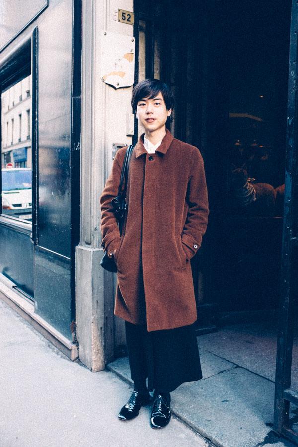Kaoru Student Paris-4275